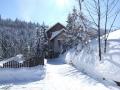 Pokoje gościnne Orlik Szczyrk Zima